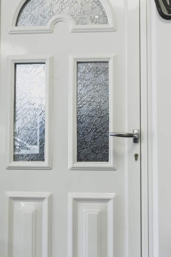 Isolation Porte entrée aluminium