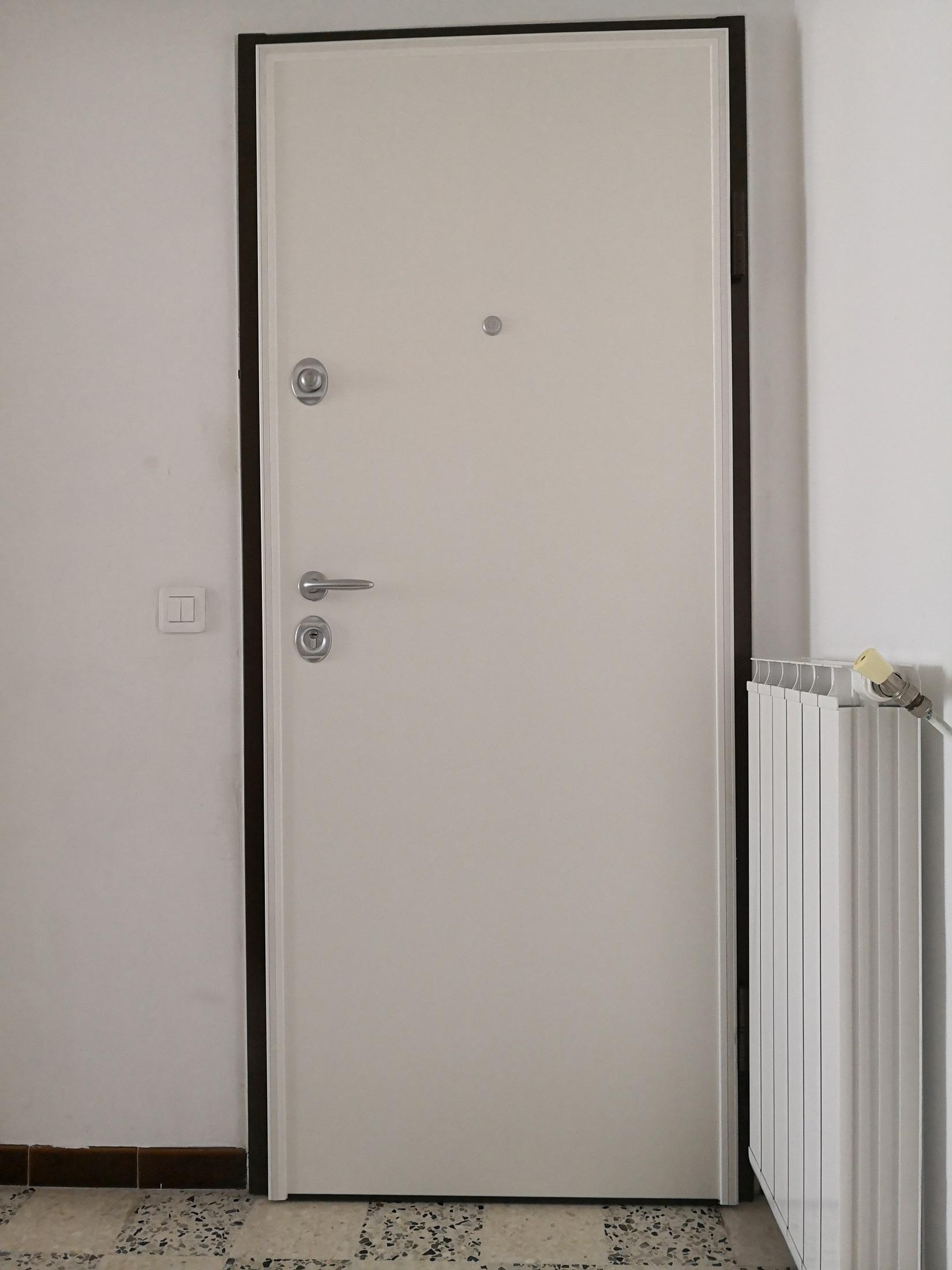 blindée porte d'entrée